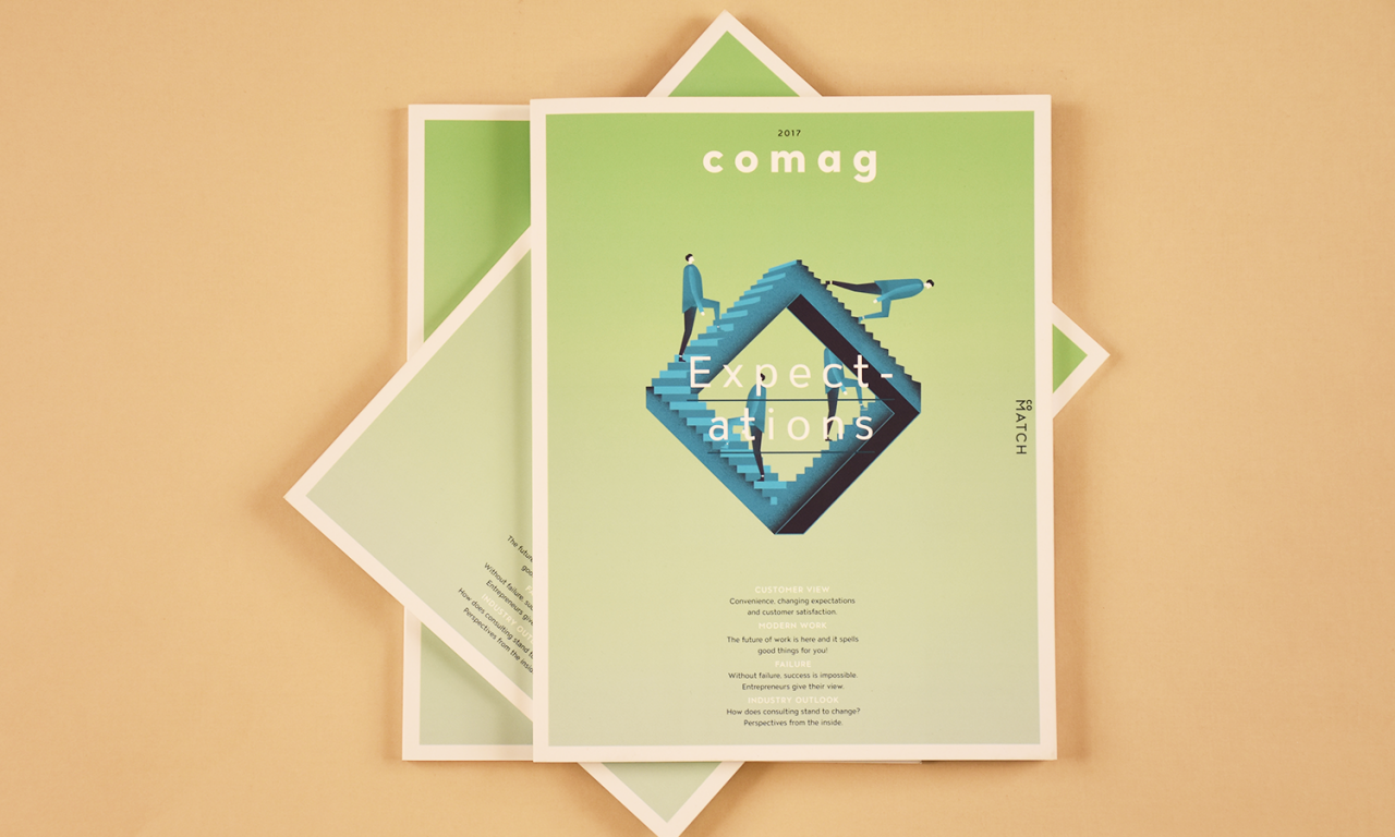 studiododo comag – Corporate Magazin