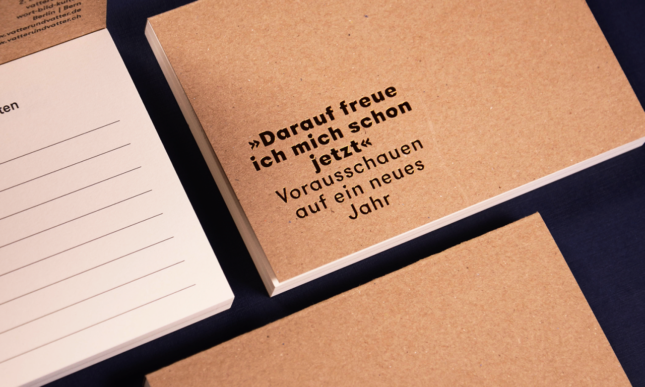 studiododo vatter&vatter – Gedankenblock